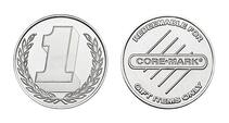 Custom Coins Boost Trade Show